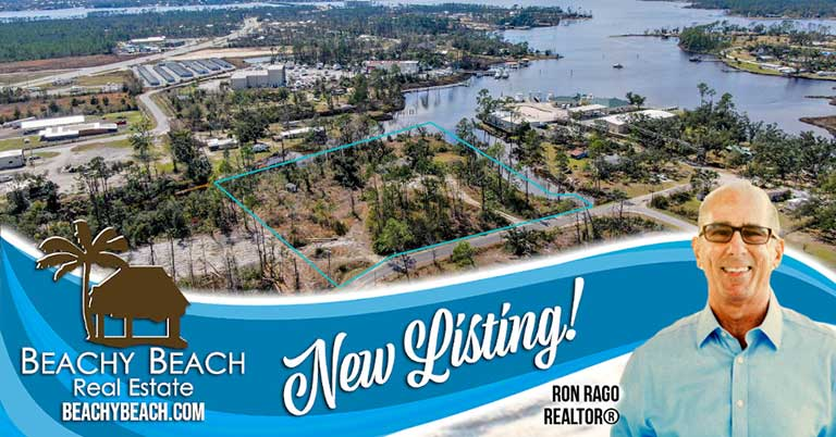 Commercial Lot for Sale Southport, FL
