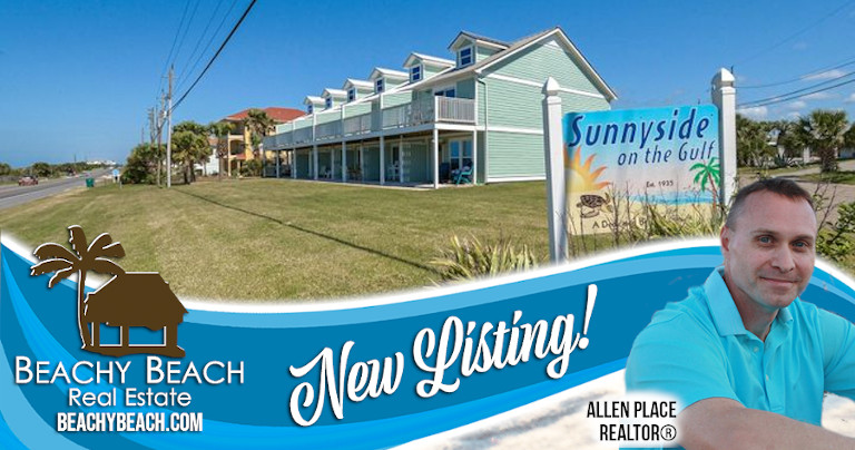 Townhome for Sale in Panama City Beach