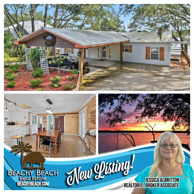 Home for Sale on White Western Lake