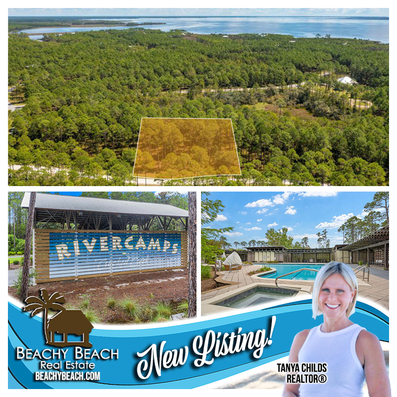 Lot for Sale at RiverCamps on Crooked Creek