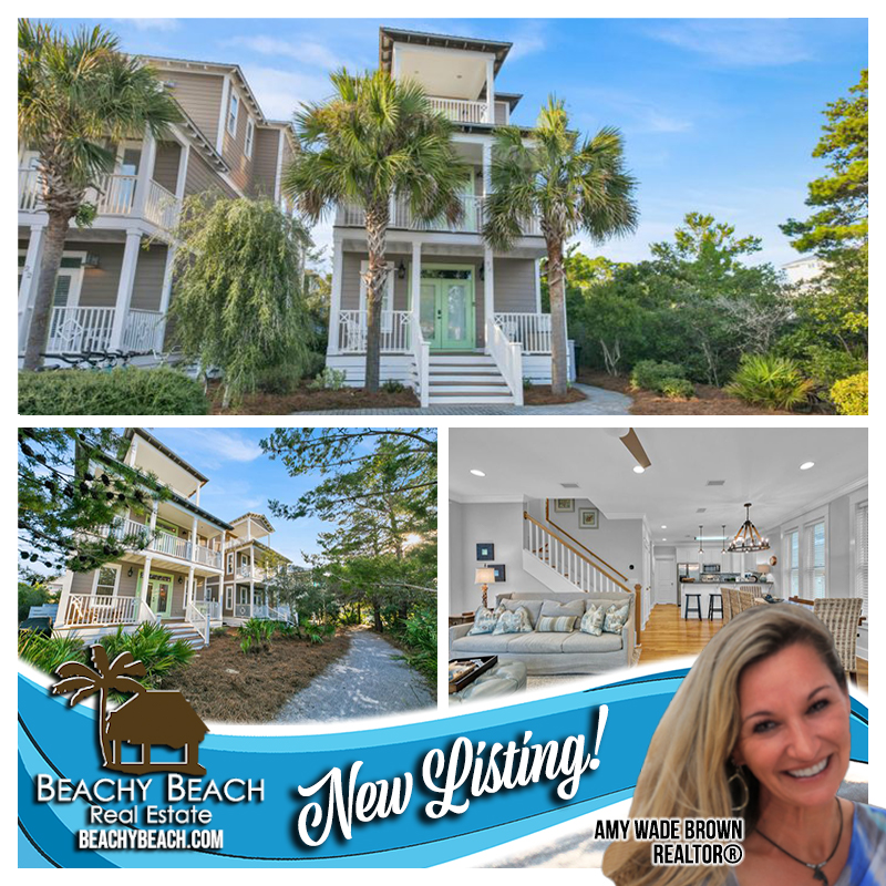 Home for Sale in Seacrest Beach