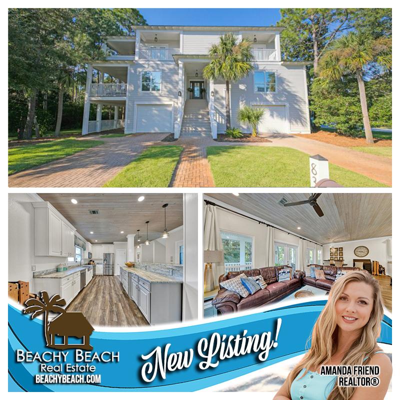 Home for Sale Santa Rosa Beach